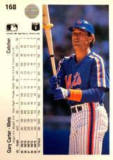 1990 Upper Deck #168 Gary Carter