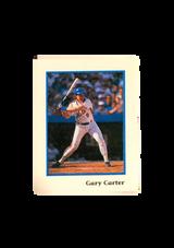 1990 Publications International Stickers #128 Gary Carter