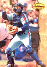 1994 Ted Williams #50 Gary Carter