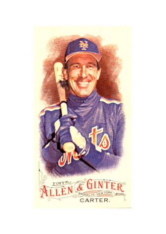 2016 Topps Allen & Ginter Mini #224 Gary Carter