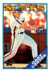 1988 Topps #530 Gary Carter
