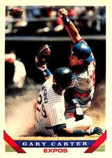 1993 Topps #205 Gary Carter
