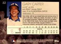 2001 Topps American Pie #32 Gary Carter