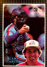 1985 Donruss Action All-Stars #57 Gary Carter
