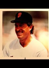 1991 Baseball's Best Record Breakers Sticker #3 Gary Carter
