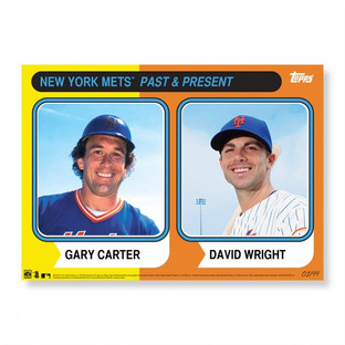2014 Topps Then and Now