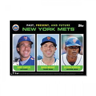 2015 Topps Past, Present, and Future