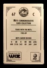 1991 Mets WIZ #67 Gary Carter