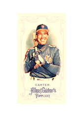 2013 Topps Allen and Ginter Mini #8 Gary Carter