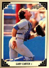 1991 Leaf #457 Gary Carter