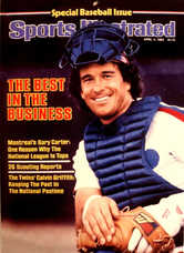 1999 Sports Illustrated Greats of the Game Cover Collection #45 Gary Carter