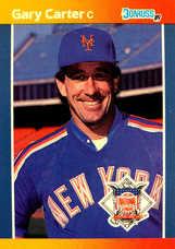 1989 Donruss All-Stars #41 Gary Carter