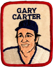 1979 Baseball Patches #15 Gary Carter