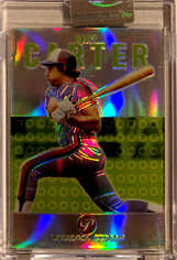 2003 Topps Pristine Refractors #100 Gary Carter/99 (Uncirculated)