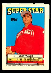 1988 Topps Stickers #152 Gary Carter FOIL