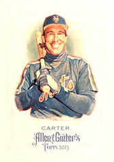 2013 Topps Allen and Ginter #8 Gary Carter