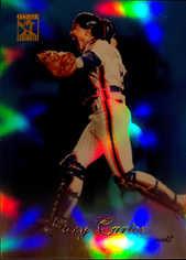 2009 Topps Tribute Blue #64 Gary Carter/219
