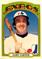 2013 Topps Archives #2 Gary Carter
