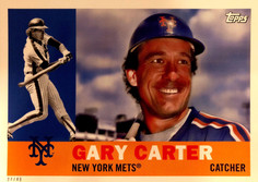 2017 Topps Archives 5X7 #61 Gary Carter/49