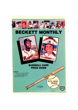 1985 Beckett Magazine Mini Promo (Issued by Beckett in 1999)