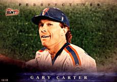 2017 Topps Bunt Perspectives 5X7 #PGG Gary Carter/49
