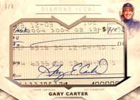 2018 Topps Diamond Icons Cut Signatures #CSGC Gary Carter #/4