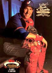 1992 Stadium Club National Convention #845 Gary Carter/200