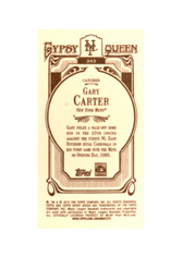2012 Topps Gypsy Queen Mini #343 Gary Carter