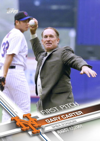2017 Topps First Pitch