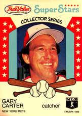 1986 True Value #16 Gary Carter