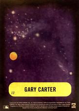 2016 Topps MLB Star Wars Tribute 5X7 #13 Gary Carter/99