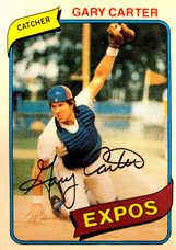1980 Topps #70 Gary Carter