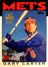 2003 Topps All-Time Fan Favorites Archives Autographs #GC Gary Carter