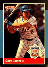 1988 Donruss All-Stars #41 Gary Carter