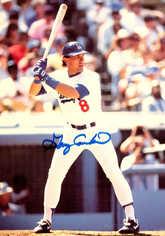 1991 Dodgers Photos #9 Gary Carter