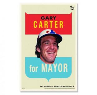 2014 Topps For Mayor