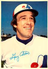 1980 Topps Super #52 Gary Carter
