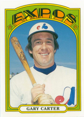 1972 Topps (Note: This card was produced by Topps)