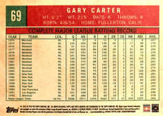 2018 Topps Archives #69 Gary Carter