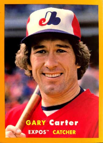 2015 Topps Archives Gold #78 Gary Carter/50