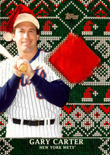 2019 Topps Holiday Relic