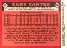 2003 Topps All-Time Fan Favorites #88 Gary Carter