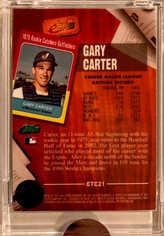 2003 eTopps Classic #21 Gary Carter/908