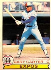 1979 O-Pee-Chee #270 Gary Carter