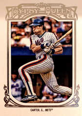 2013 Topps Gypsy Queen White #48 Framed Gary Carter
