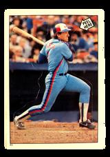 1985 Topps Stickers #83 Gary Carter
