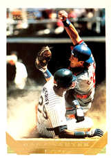 1993 Topps Gold #205 Gary Carter