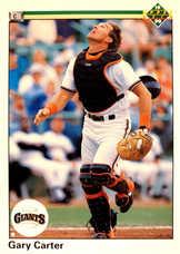 1990 Upper Deck #774 Gary Carter