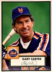 2015 Topps '52 Tribute Update Series 5X7 Print #12 Gary Carter/99