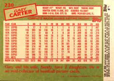 2002 Topps Archives #105 Gary Carter 85